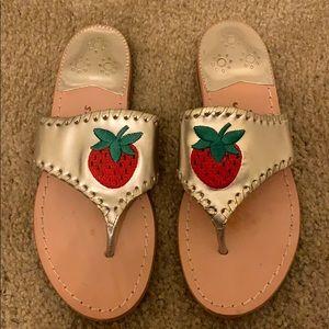 Jack Rogers Strawberry Sandal